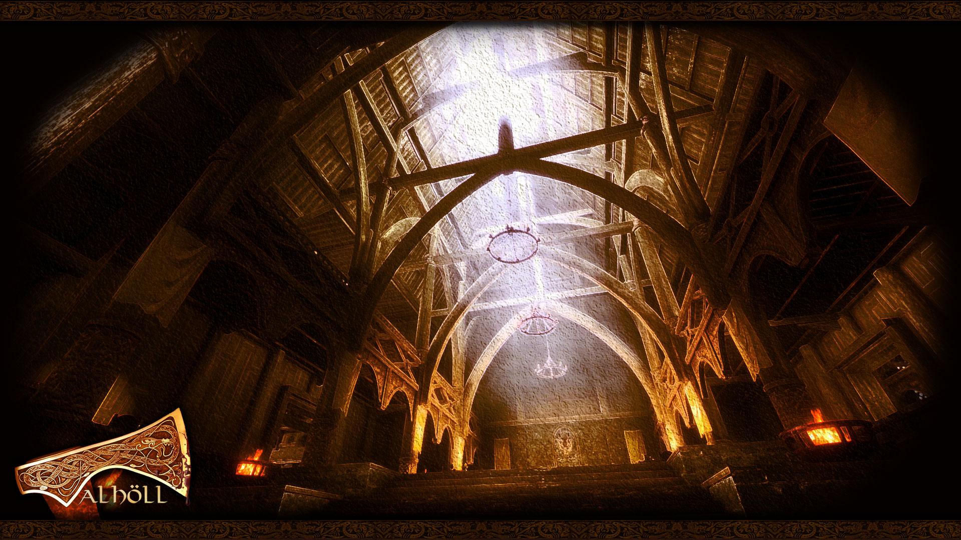 Asa-tempel i Sverige Valhalla_by_playswithwolves-d7nil0v1