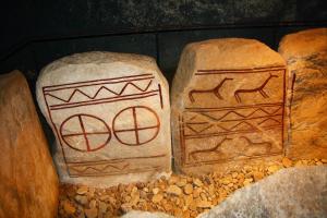 Tio viktiga platser att besöka: Kiviksgraven