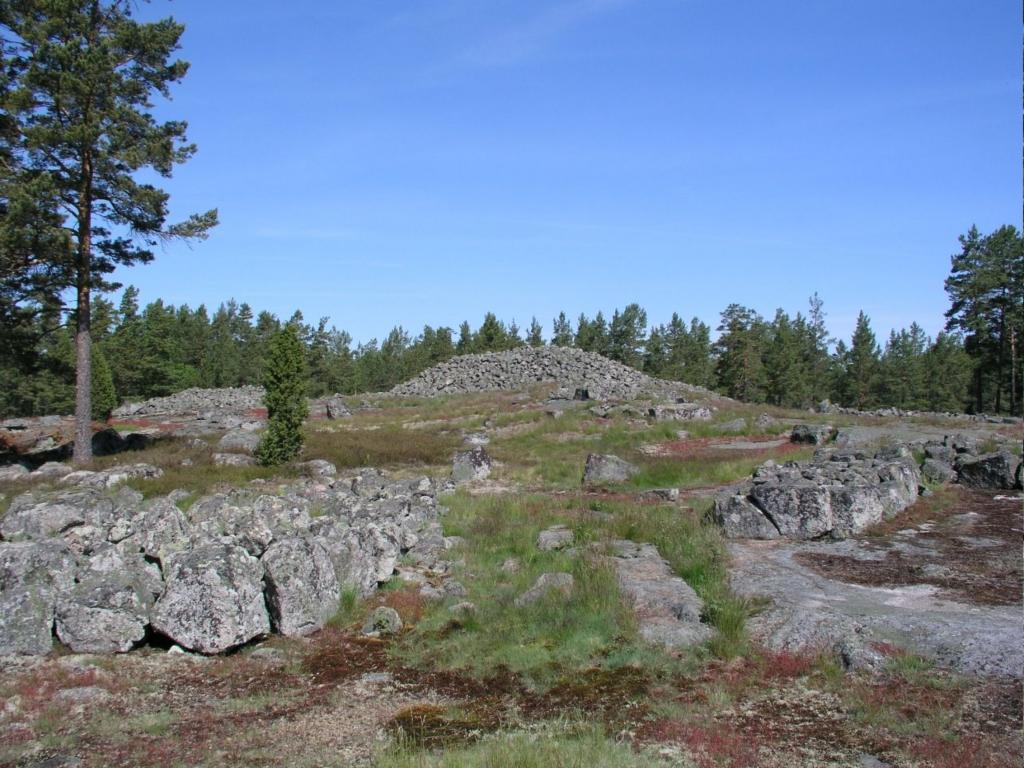 Tio viktiga platser att besöka: Snäckedal Gravfält, Misterhults socken i Oskarshamns kommun, Småland