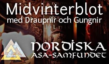Evenemang: Öppet Midvinterblot med Draupnir och Gungnir