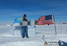 Pressrelease: NAS På Sydpolen
