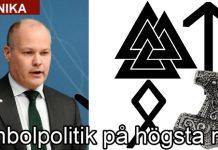 Krönika: Symbolpolitik på högsta nivå
