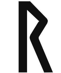 Runlexikon: Reid, Raidho, Raidu, Raido