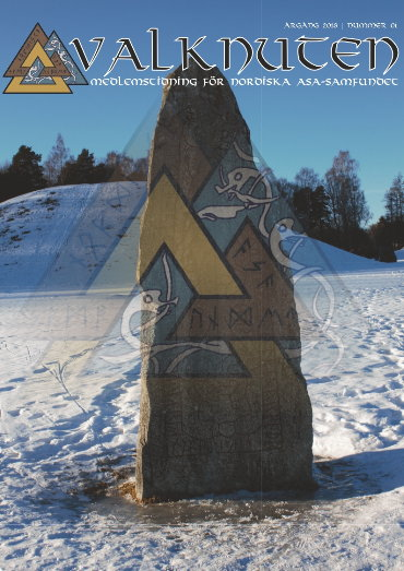 Valknuten Omslag Nummer 01 Årgång 2018