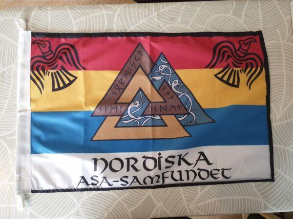 NAS Flagga NORDEN