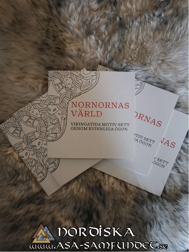 Produkt målarbok Nornornas Värld