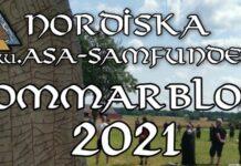 Nordiska Asa-samfundets Sommarblot 2021 är över